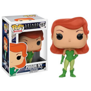 Batman: The Animated Series Poison Ivy Pop! Vinyl Figur