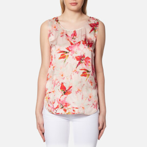 BOSS Orange Women's Kethny Top - Multi
