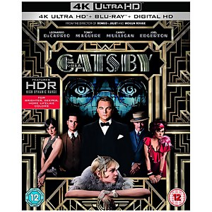 The Great Gatsby - 4K Ultra HD