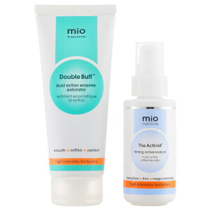 Mio Combat Dry Skin Duo (Worth £52.50)