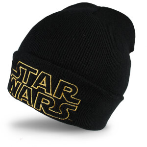 Bonnet Homme Star Wars -Noir