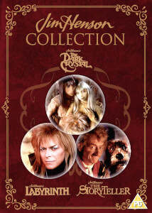 Jim Henson Boxset (Labyrinth, Dark Crystal, Storyteller)
