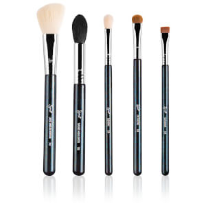 Sigma Nightlife Brush Set - Glitter Handles [Limited Edition]