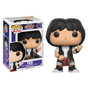 "Bill & Ted's Excellent Adventure Ted """"Theodore"""" Logan Pop! Vinyl Figure"