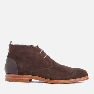 Hudson London Men's Matteo Suede Chukka Boots - Brown