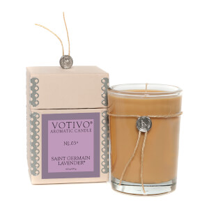 Votivo Aromatic Candle St. Germain Lavender