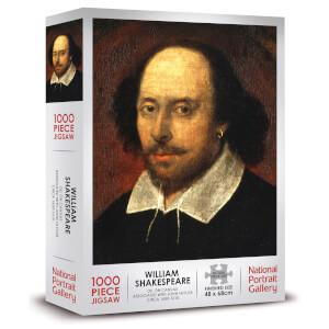 William Shakespeare 1000 Piece Jigsaw