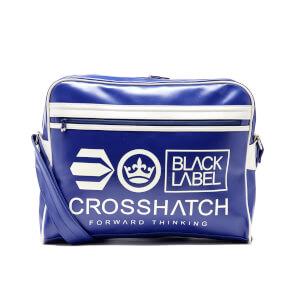 Crosshatch Oakbrook Shoulder Messenger Bag - Sodalite Blue