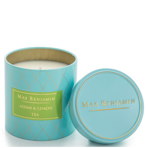Max Benjamin Scented Candle - Assam and Lemon