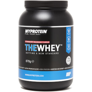 THEWHEY - Strawberry Milkshake - 870g