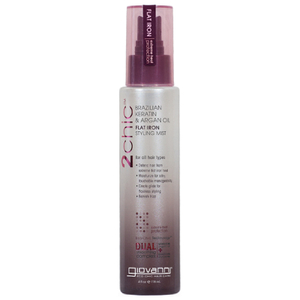 Giovanni Ultra-Sleek Flat Iron Styling Mist -muotoiluaine 118ml