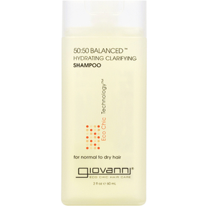 Shampooing 50/50 Balanced™ Giovanni 60 ml