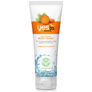 Gel-Douche Nourrissant yes to carrots 280 ml
