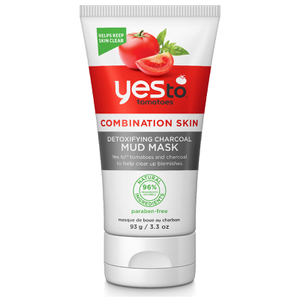 yes to Tomatoes Detoxifying Charcoal Mud Mask maseczka błotna z węglem