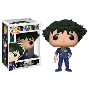 Cowboy Bebop Spike Pop! Vinyl Figure
