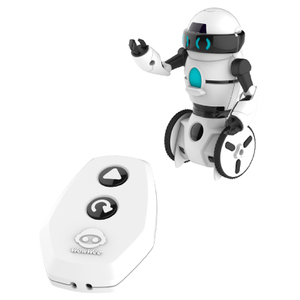 WowWee Mini MiP Remote Control Robot - White: Image 2