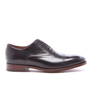 Paul Smith Men's Berty Leather Brogues - Nero Parma