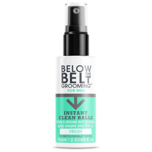 Below the Belt Instant Clean Balls 75ml - Fresh