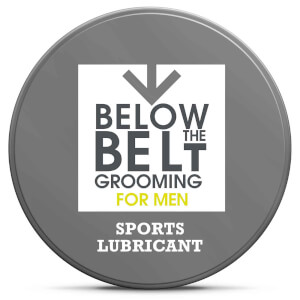 Lubricante para el deporte de Below the Belt 100 ml