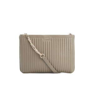 DKNY Women's Gansevoort Cross Body Bag - Clay