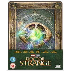 Doctor Strange 3D (+ 2D) - Steelbook Exclusivité Zavvi