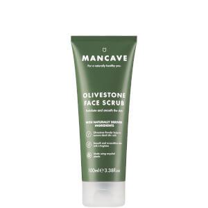Exfoliante facial Olivestone de ManCave 100 ml