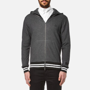 Vivienne Westwood Anglomania Men's Workers Tracksuit Jacket - Grey