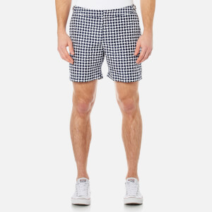 Orlebar Brown Men's Bulldog Huron Swim Shorts - Navy