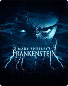 Mary Shelley's Frankenstein - Zavvi UK Exclusive Limited Edition Steelbook