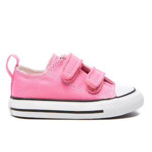 Converse Toddlers' Chuck Taylor All Star V Trainers - Pink Champagne