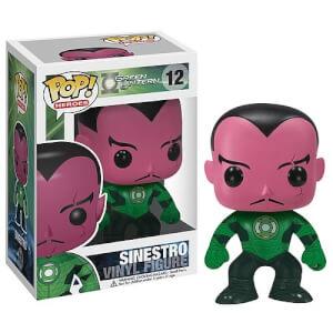 DC Comics Funko Green Lantern Sinestro Pop! Vinyl