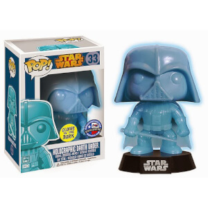 Funko GITD Holographic Darth Vader (Dallas Cc) Pop! Vinyl
