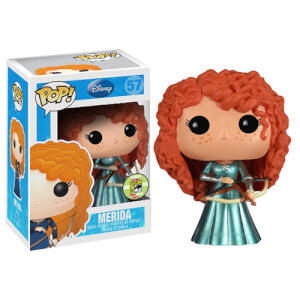 Disney Funko Merida (SDCC Metallic) Pop! Vinyl