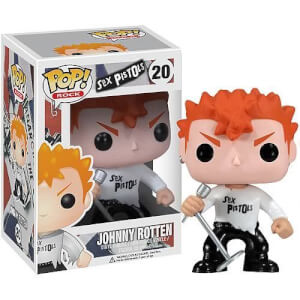 Funko Johnny Rotten Pop! Vinyl
