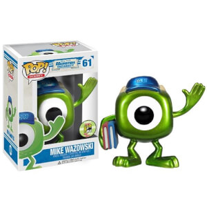 Funko Mike Wazowski (Metallic) Pop! Vinyl