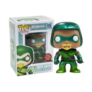 DC Comics Funko Green Arrow (Metallic) Pop! Vinyl