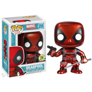 Funko Deadpool Metallic (SDCC 2013) Pop! Vinyl