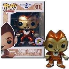 Funko Count Chocula (Metallic) Pop! Vinyl