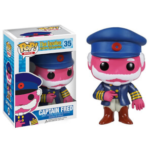 Funko Captain Fred Pop! Vinyl