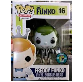 Funko Beetlejuice (Freddy) Pop! Vinyl