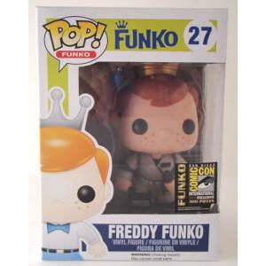 Funko Dr Raymond Stantz (Freddy) Pop! Vinyl
