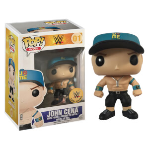 John Cena WWE EXC Funko Pop! Vinyl