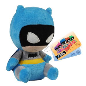 Vinyl Sugar Mopeez DC Comics Batman 75th Colorways - Blue Plush Figure Mopeez