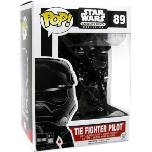 Figurine Pop! Pilote TIE Fighter - Star Wars EXC