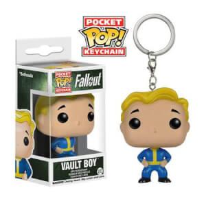 Funko Vault Boy Pop! Keychain