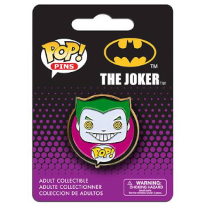Funko Joker Pop! Pins