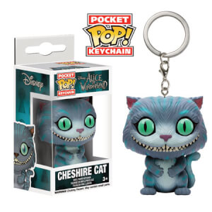 Funko Cheshire Cat Pop! Keychain
