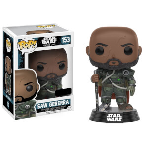 Star Wars: Rogue 1 - Saw Gererra EXC Funko Pop! Vinyl