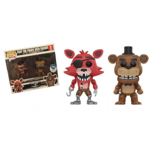 Funko Foxy The Pirate With Freddy (2-Pack) Pop! Vinyl
