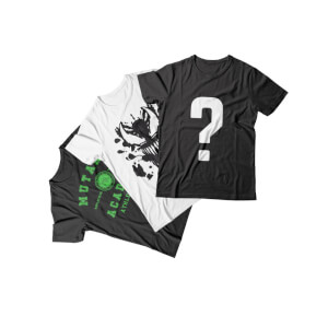 Mystery Geeky T-Shirt - 3-Pack